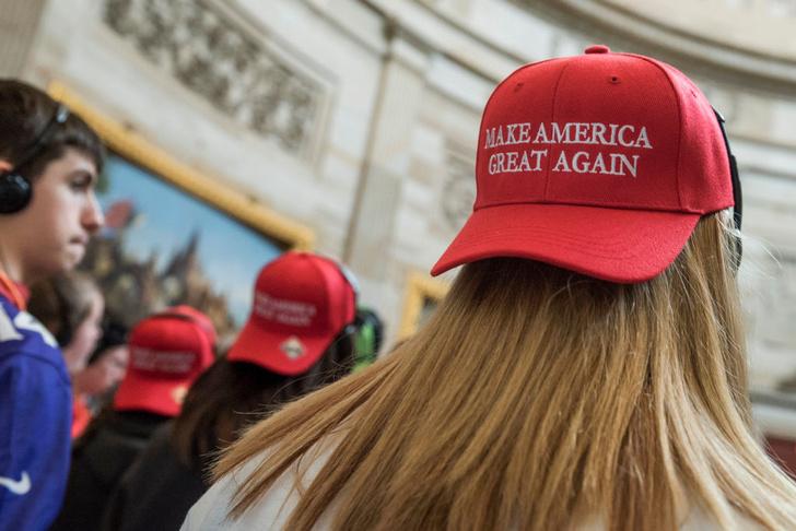 Фото №1 - Как предсказать результаты американских выборов