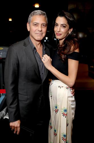 Фото №30 - Джордж и Амаль Клуни: история любви