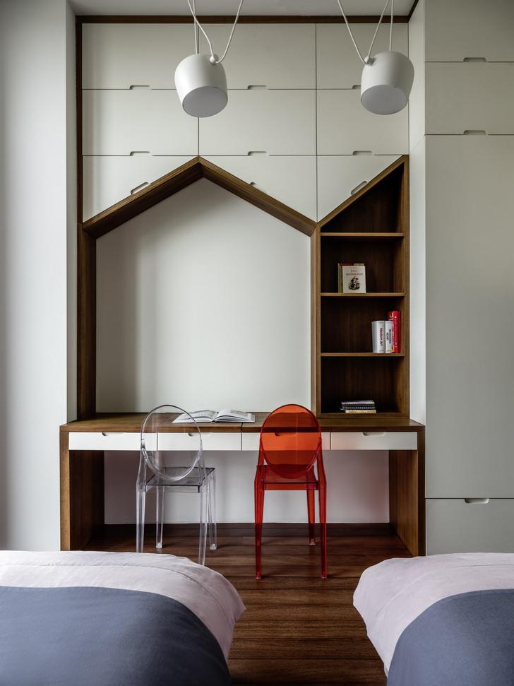 Фото №7 - Квартира 160 м² для бизнесмена в Москве