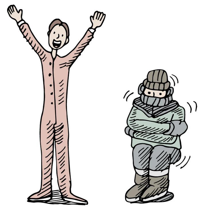 shutterstockХорошая защитная одежда должна, с одной стороны, беречь нас от непогоды, а с другой — позволять коже дышать, а телу двигаться. Любая термосберегающая ткань — это продукт химической промышленности, поэтому она обладает как плюсами, так и минусами.
