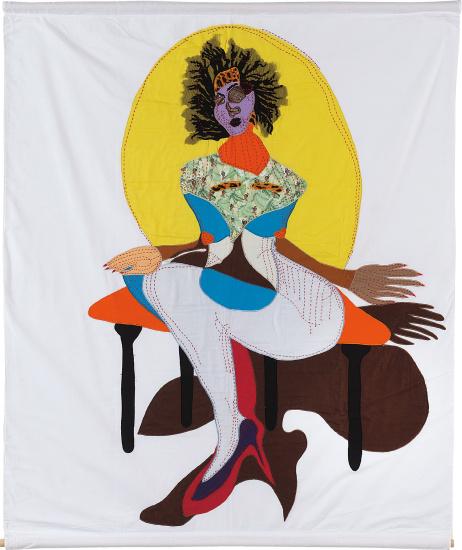 Фото №2 - Колумнист ELLE Мария Байбакова— о том, как женщины-художницы поддерживают других женщин