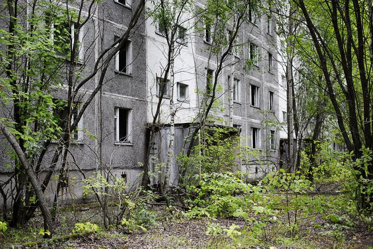 Фото №1 - 30 лет Чернобылю: Грязная бомба