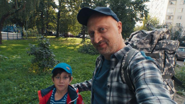 Фото №7 - Гоша Куценко понял, как сделать из сына настоящего мужика