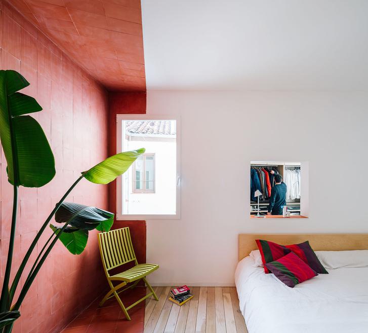 Фото №7 - Яркая квартира в Мадриде