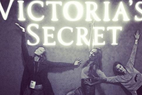 caradelevigne,Victoria's Secret