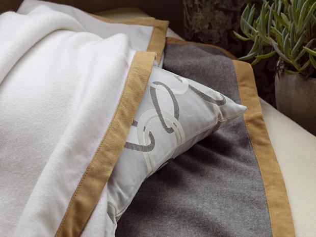 Фото №7 - Новая коллекция домашнего текстиля Frette