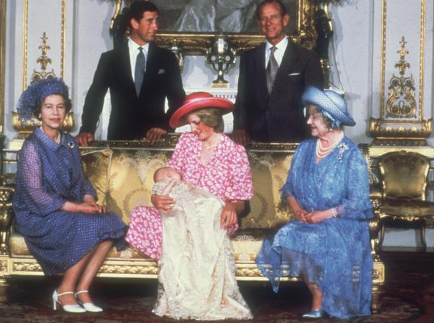 Фото №4 - Принц Уильям: история в фотографиях