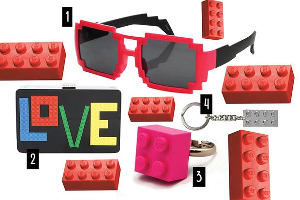 Фото №1 - Топ-10: Вещи из Lego