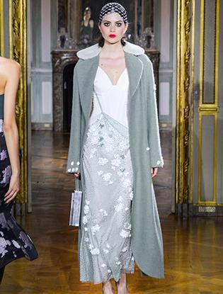 Фото №24 - Неделя Высокой моды в Париже: Ulyana Sergeenko Couture F2015