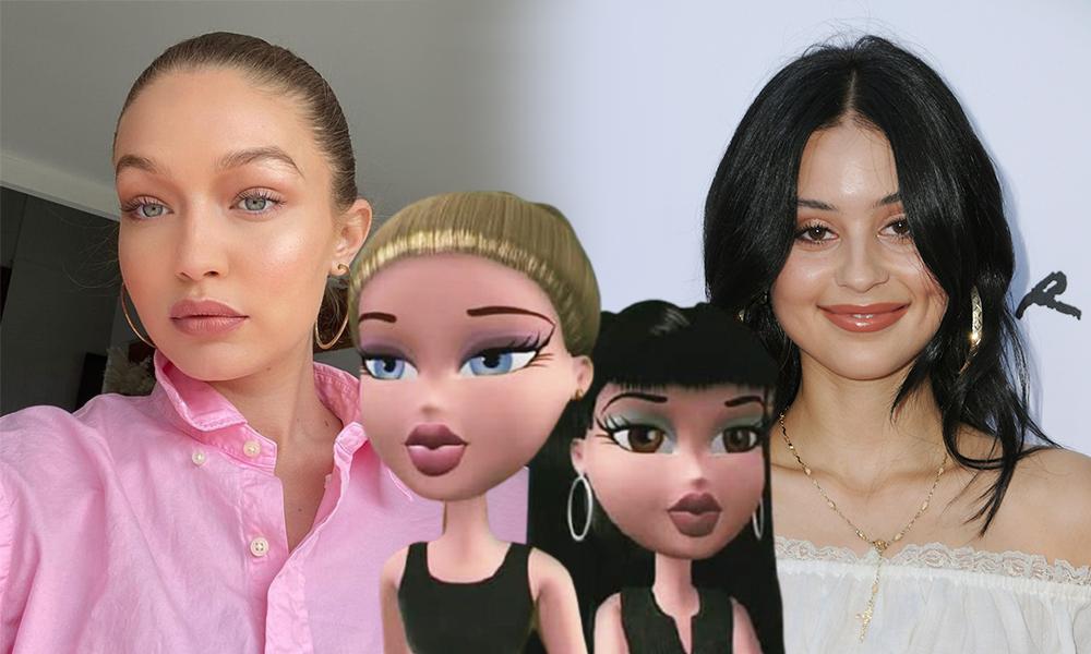 Новая мода или случайность? Почему Хадид и Шипка так напоминают нам кукол Bratz