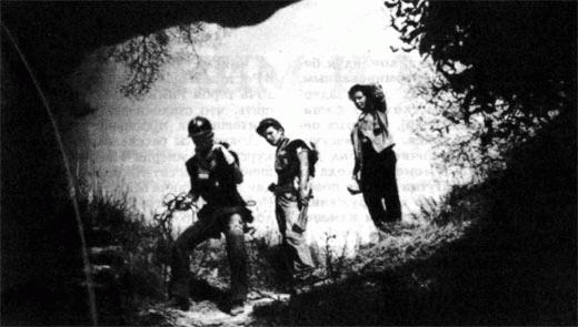 Фото №2 - Штаб второго батальона