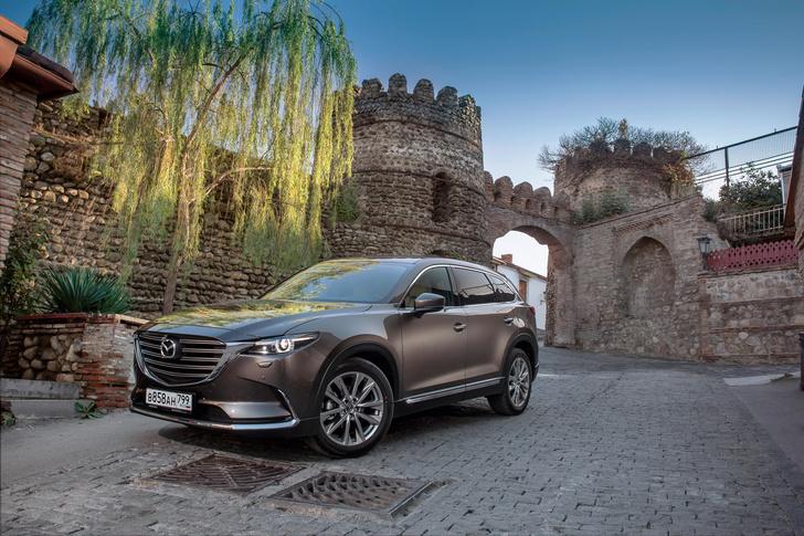 Фото №4 - Высокие материи Mazda CX-9