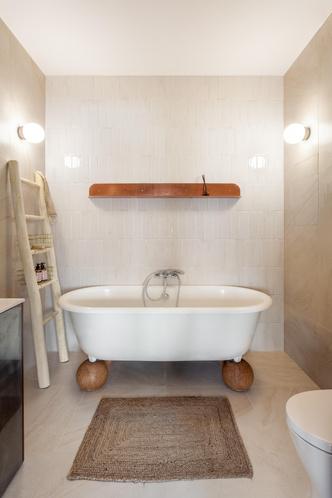 Фото №13 - Квартира в скандинавском стиле с печью