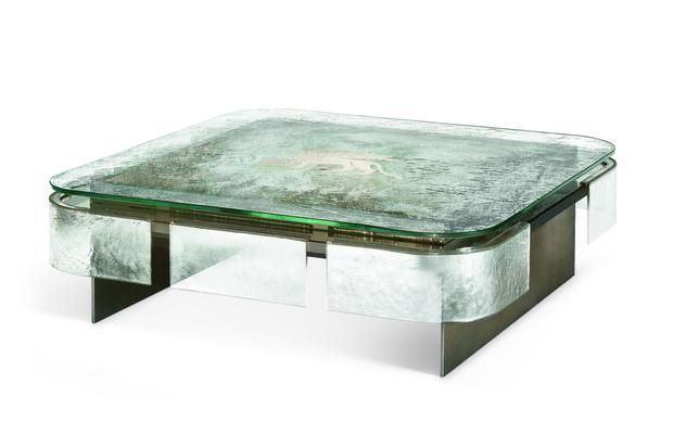 Фото №4 - Gonfalone: коллекция мебели Майка Шилова для Arte Veneziana