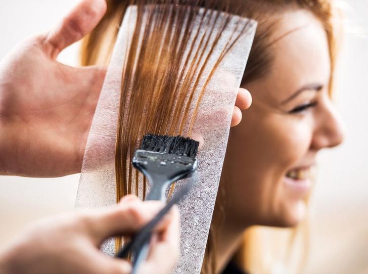 Фото №2 - 5 ошибок в домашнем окрашивании волос, и как их избежать