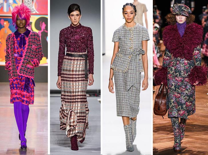 Фото №8 - 10 трендов осени и зимы 2019/20 с Недели моды в Нью-Йорке