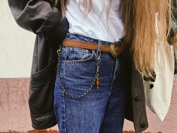 Фото №3 - Блог fashion-редактора: учимся носить ретро с кроссовками
