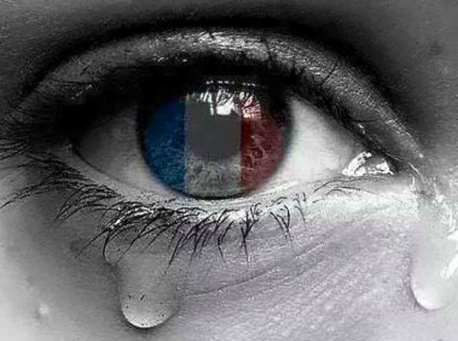 Фото №1 - Теракты в Париже: лицом к лицу с войной