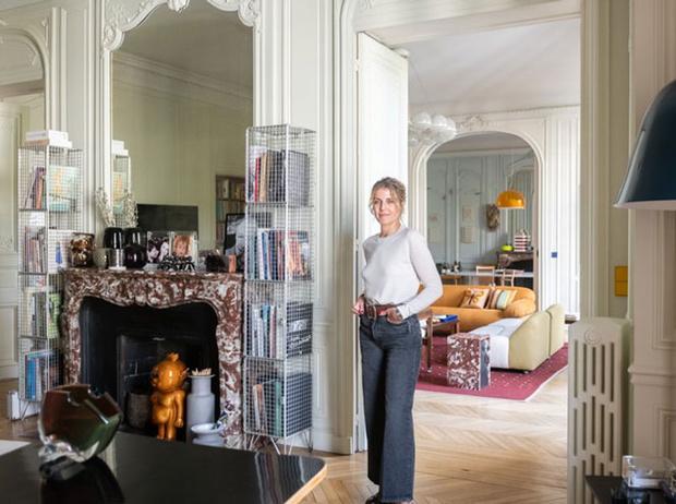 Фото №6 - Винтаж в интерьере: как не превратить квартиру в «бабушкин сундук»
