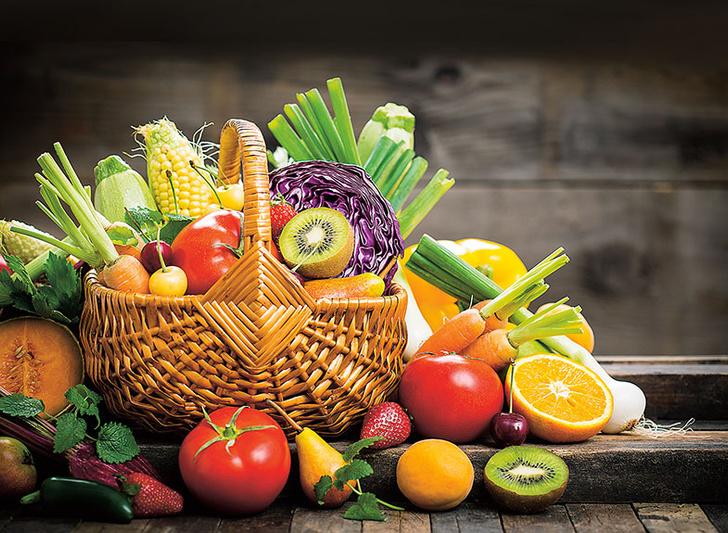 Фото №1 - Сила цвета: чем полезны разноцветные овощи и фрукты