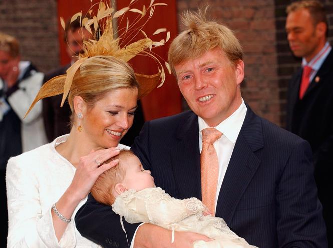 Фото №19 - Виллем-Александр и Максима: история невозможной любви короля Нидерландов
