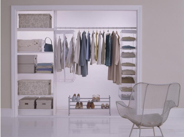 Фото №4 - Как хранить вещи: 5 шагов к идеальному порядку в доме