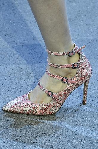 Фото №17 - Самая модная обувь сезона осень-зима 16/17, часть 1