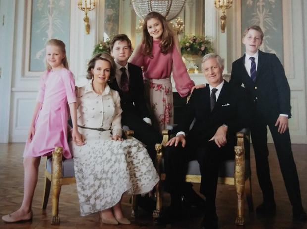 Фото №16 - Самые удачные (и долгожданные) рождественские королевские открытки 2018 года