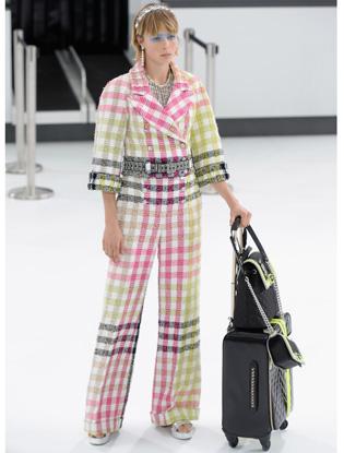 Фото №8 - Неделя моды в Париже: показ Chanel