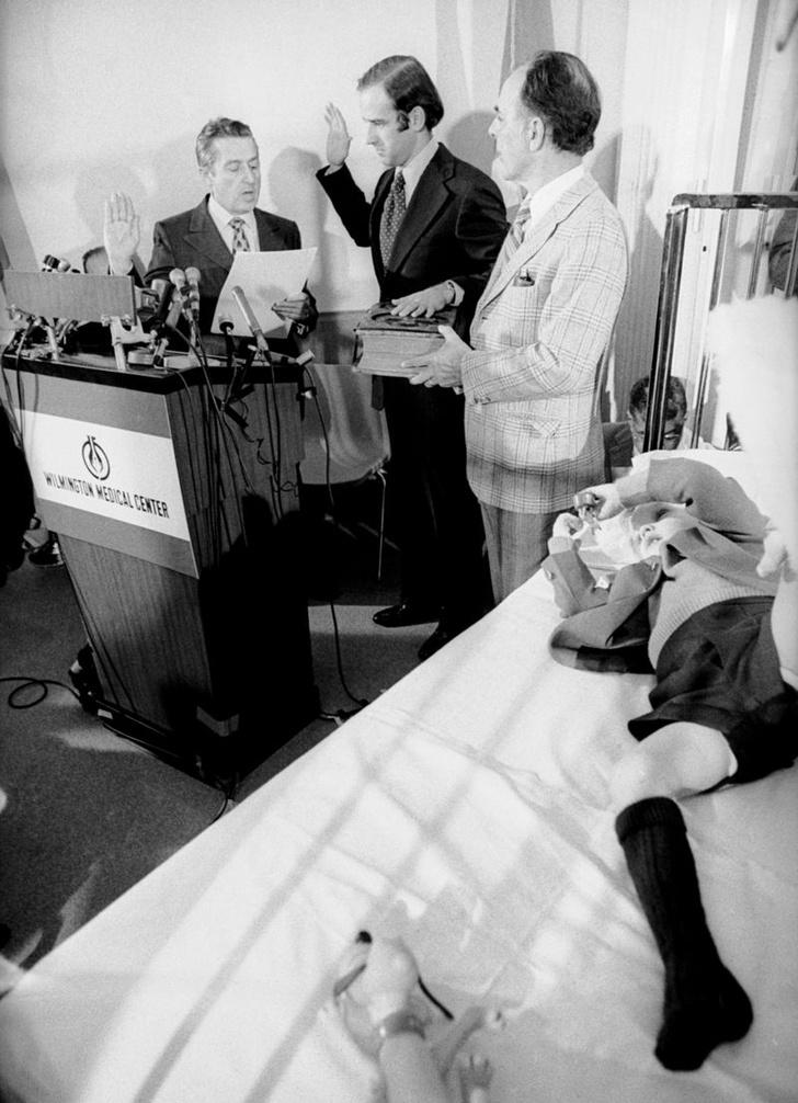 Фото №2 - 10 президентских фактов о Джо Байдене