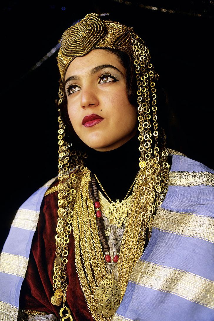 Фото №1 - Мисс мира: Тунис. Золотая рыбка