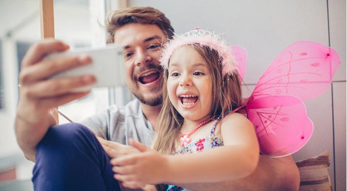10 подсказок «воскресному папе»: как сохранить связь с ребенком