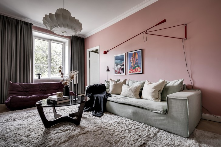 Фото №2 - Квартира шведского модного блогера Марго Дитц
