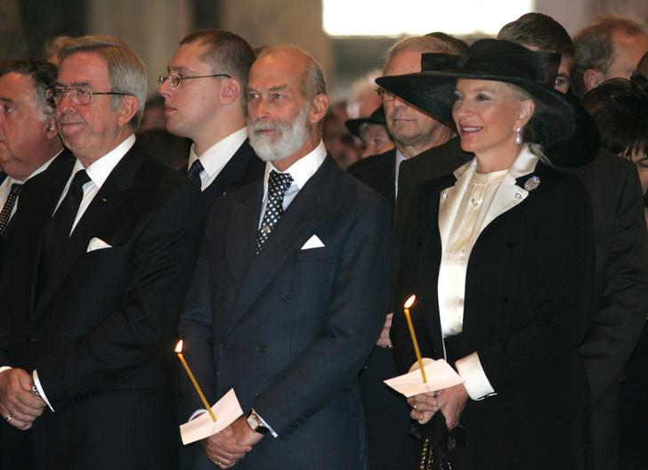 Фото №6 - Самый русский британский принц: 5 фактов о Майкле Кентском, кузене Елизаветы II