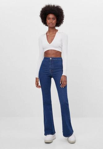 Фото №3 - Shape of You: выбираем джинсы по типу фигуры