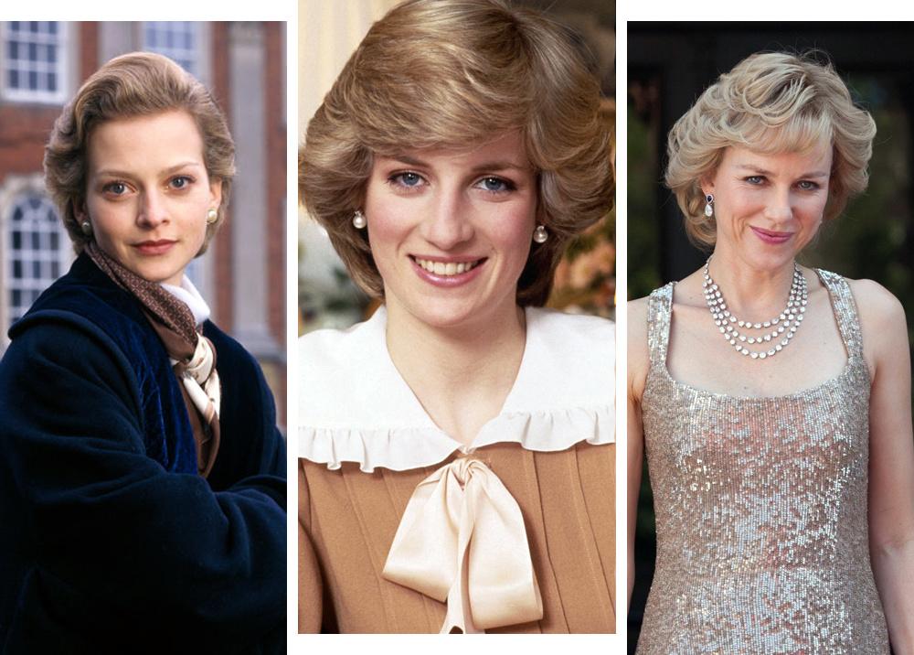 Стать Дианой: 8 актрис, которые сыграли принцессу Уэльскую в кино