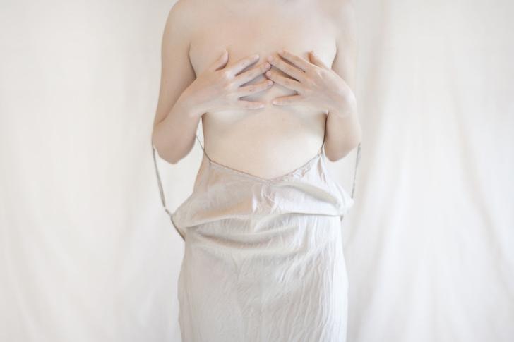 грудь после похудения