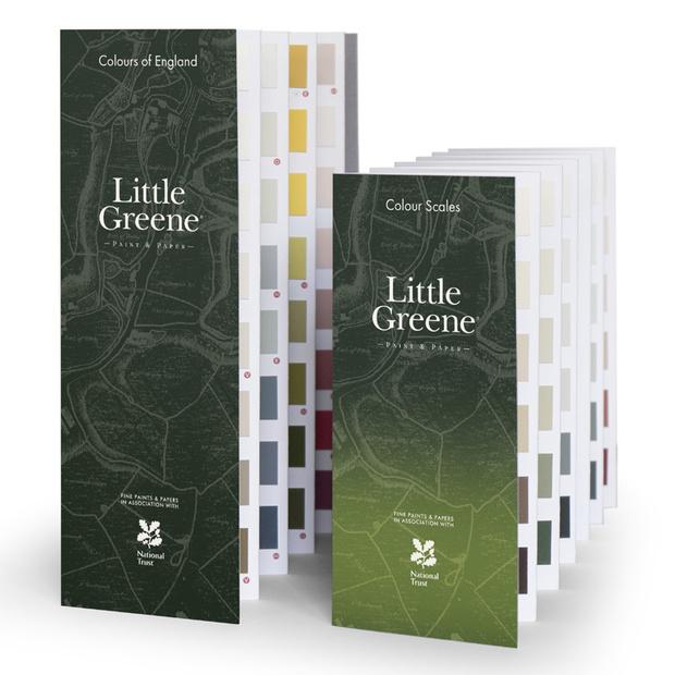 Фото №10 - Новые палитры Colours of England и Colour Scales от Little Greene
