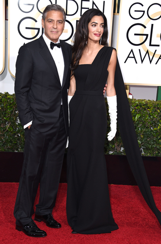 Фото №20 - Джордж и Амаль Клуни: история любви