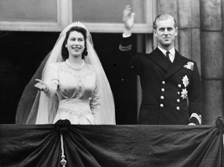 Фото №1 - Пир после чумы: как Великобритания выдавала замуж будущую королеву Елизавету II