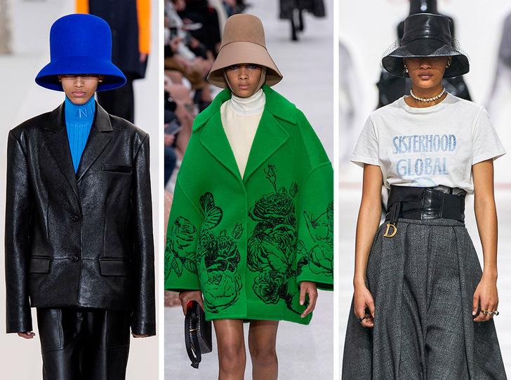 Фото №4 - 10 трендов осени и зимы 2019/20 с Недели моды в Париже