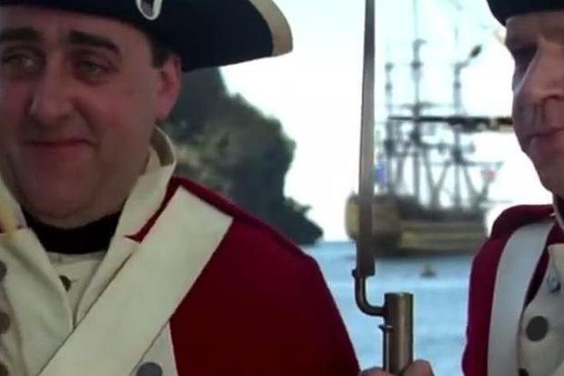Фото №13 - Тысяча чертей! 20 убойных киноляпов в «Пиратах Карибского моря»