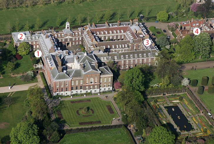 Фото №8 - Королевское общежитие: кто-кто в Кенсингтоне живет?
