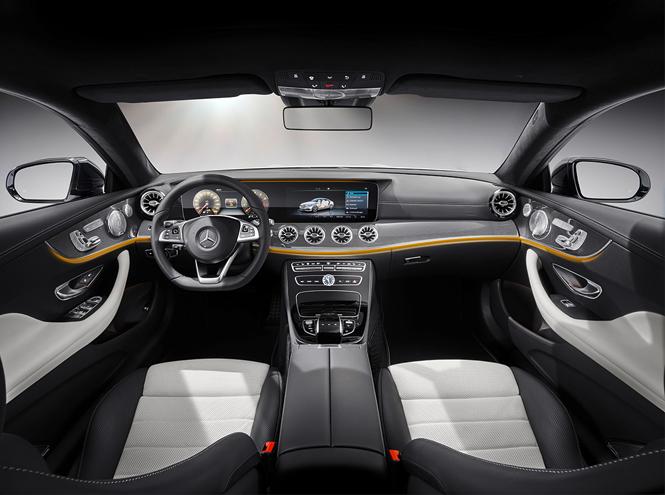 Фото №3 - Бизнес-класс теперь и в купе: Mercedes-Benz представил новый спорткар