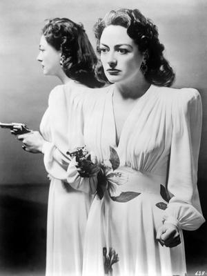 Джоан Кроуфорд в фильме «Милдред Пирс», 1945 год.