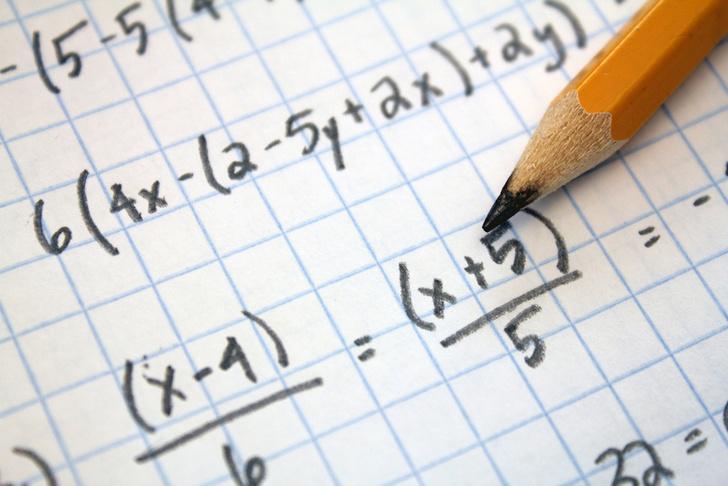 Фото №1 - Родители могут привить детям боязнь математики