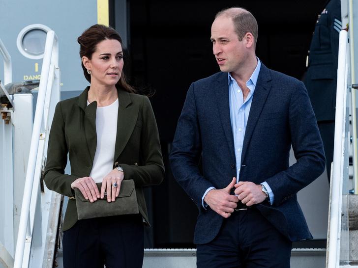 Фото №1 - Самая раздражающая привычка принца Уильяма: версия герцогини Кейт