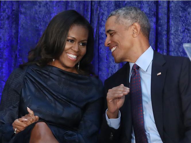 Фото №4 - Почему Мишель Обама стала бы отличной наставницей для Меган Маркл