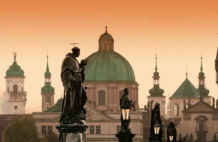 Фото №1 - Выходные в Праге