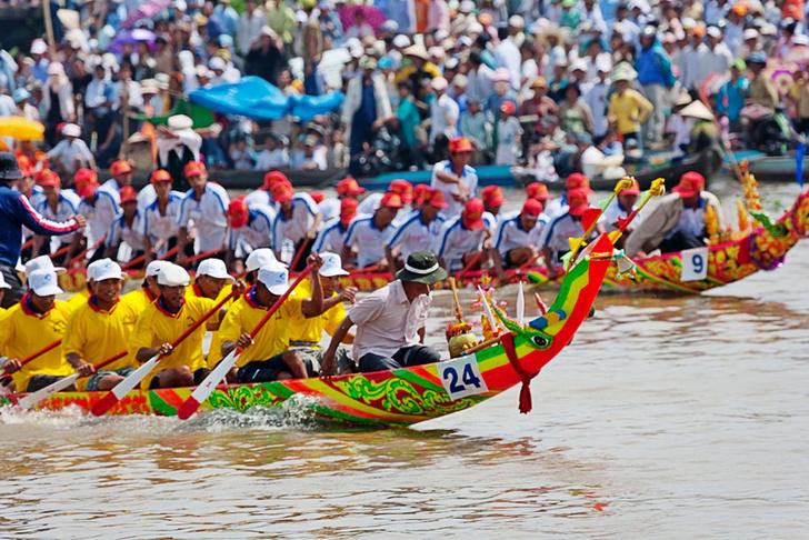 Фото №3 - Свистать всех наверх: необычные традиции Индии, Таиланда и Вьетнама